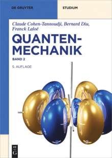 Claude Cohen-Tannoudji: Quantenmechanik Band 2, Buch