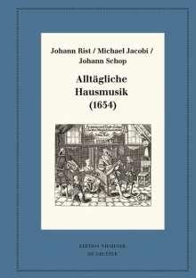 Johann Rist: Alltägliche Hausmusik (1654), Buch