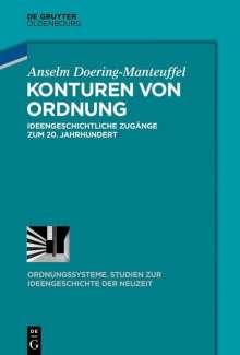 Anselm Doering-Manteuffel: Konturen von Ordnung, Buch