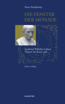 Horst Bredekamp: Die Fenster der Monade, Buch