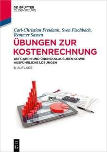 Carl-Christian Freidank: Übungen zur Kostenrechnung, Buch