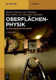 Thomas Fauster: Oberflächenphysik, Buch