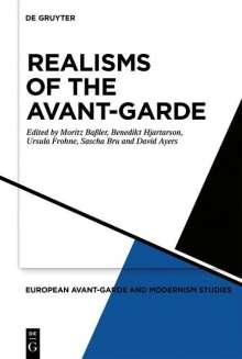 Realisms of the Avant-Garde, Buch