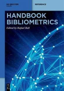 Handbook Bibliometrics, Buch