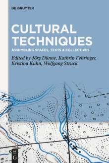 Cultural Techniques, Buch