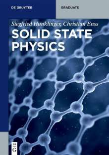 Siegfried Hunklinger: Solid State Physics, Buch
