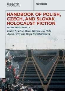 Handbook of Polish, Czech, and Slovak Holocaust Fiction, Buch