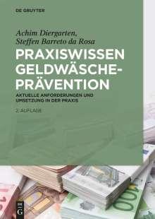 Achim Diergarten: Praxiswissen Geldwäscheprävention, Buch