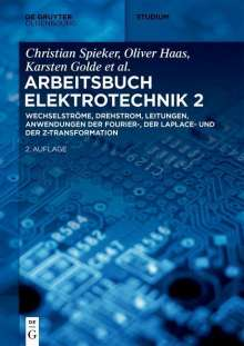 Christian Spieker: Elektrotechnik 2 Arbeitsbuch, Buch