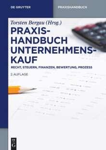 Praxishandbuch Unternehmenskauf, Buch