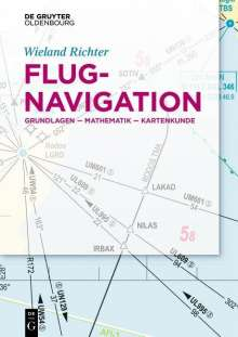 Wieland Richter: Flugnavigation, Buch
