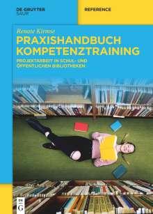 Renate Kirmse: Praxishandbuch Kompetenztraining, Buch