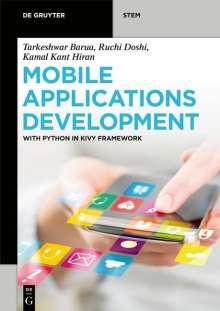 Tarkeshwar Barua: Mobile Applications Development, Buch