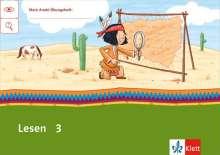 Mein indianerheft. Lesen 3. Leseheft 3. Schuljahr, Buch