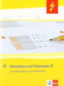 """Programm """"mathe 2000"""". Verstehen und Trainieren. Arbeitsheft für das 2. Schuljahr, Buch"""