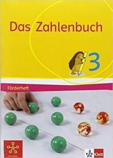 Uta Häsel-Weide: Das Zahlenbuch. Förderheft 3.Schuljahr. Fördern und Inklusion, Buch