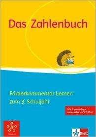 Uta Häsel-Weide: Das Zahlenbuch / Förderkommentar (Lernen) mit Kopiervorlagen und CD-ROM 3.Schuljahr. Fördern und Inklusion, Buch