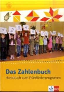 Das Zahlenbuch. Frühförderung. Handbuch mit Audio-CD, Buch