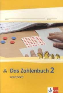 Das Zahlenbuch. 2.Schuljahr. Arbeitsheft. Neubearbeitung, Buch