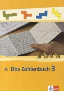 Das Zahlenbuch. 3.Schuljahr. Schülerbuch. Neubearbeitung., Buch