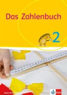 Erich Ch. Wittmann: Das Zahlenbuch. 2. Schuljahr. Schülerbuch. Ab 2017. Baden-Württemberg, Buch