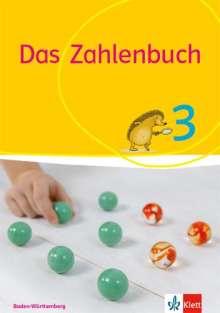 Erich Ch. Wittmann: Das Zahlenbuch / Schülerbuch 3. Schuljahr, Buch