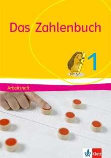 Erich Ch. Wittmann: Das Zahlenbuch. 1. Schuljahr. Arbeitsheft. Allgemeine Ausgabe ab 2017, Buch