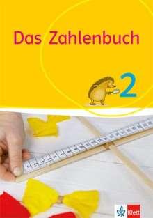 Erich Ch. Wittmann: Das Zahlenbuch. 2. Schuljahr. Schülerbuch. Allgemeine Ausgabe ab 2017, Buch