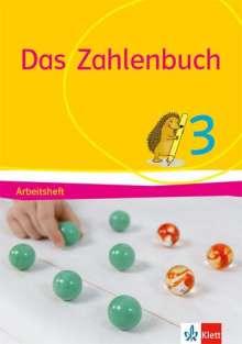 Erich C. Wittmann: Das Zahlenbuch. Arbeitsheft 3. Schuljahr. Allgemeine Ausgabe ab 2017, Buch
