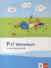 Beate Eckert-Kalthoff: Piri. Wörterbuch Klasse 1-4, Buch