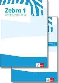 Zebra 1. Paket: Lehrerband zum Buchstabenheft, Kopiervorlagen zum Buchstabenheft Klasse 1. Allgemeine Ausgabe ab 2018, Buch
