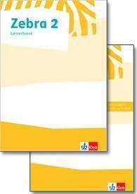 Zebra 2. Paket: Lehrerband zum Buchstabenheft, Kopiervorlagen zum Buchstabenheft Klasse 1, Buch