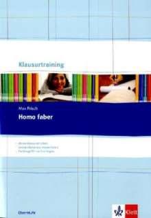 Max Frisch: Max Frisch: Homo Faber, Buch