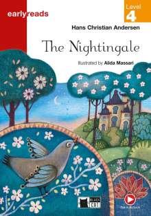 Hans Christian Andersen: The Nightingale. Buch + Audio-Angebot, Buch