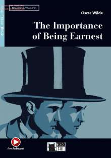 Oscar Wilde: The Importance of Being Earnest. Buch + Audio-CD, Buch
