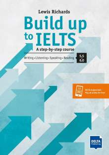 Lewis Richards: Build up to IELTS, Buch