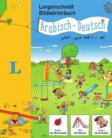 Langenscheidt Bildwörterbuch Arabisch - Deutsch - für Kinder ab 3 Jahren, Buch