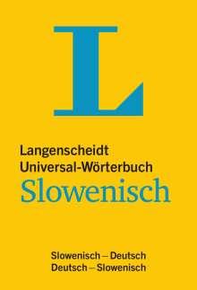Langenscheidt Universal-Wörterbuch Slowenisch - mit Tipps für die Reise, Buch