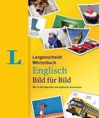 Langenscheidt Wörterbuch Englisch Bild für Bild - Bildwörterbuch, Buch