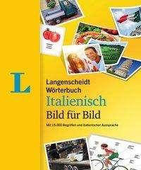 Langenscheidt Wörterbuch Italienisch Bild für Bild - Bildwörterbuch, Buch