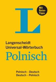 Langenscheidt Universal-Wörterbuch Polnisch, Buch