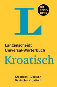 Langenscheidt Universal-Wörterbuch Kroatisch, Buch