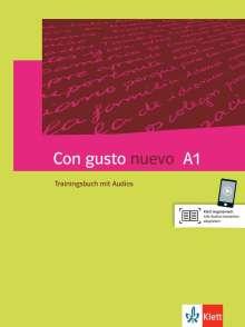 Con gusto nuevo A1. Trainingsbuch + MP3-CD, Buch