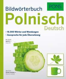 PONS Bildwörterbuch Polnisch / Deutsch, Buch