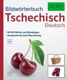 PONS Bildwörterbuch Tschechisch, Buch