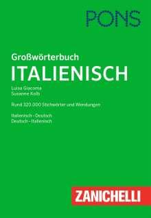 PONS Großwörterbuch Italienisch, Buch