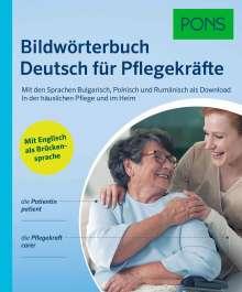 PONS Bildwörterbuch Deutsch für Pflegekräfte, Buch