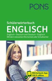 PONS Schülerwörterbuch Englisch, 1 Buch und 1 Diverse