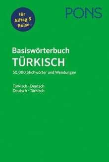 PONS Basiswörterbuch Türkisch, Buch