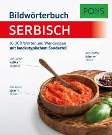 PONS Bildwörterbuch Serbisch, Buch